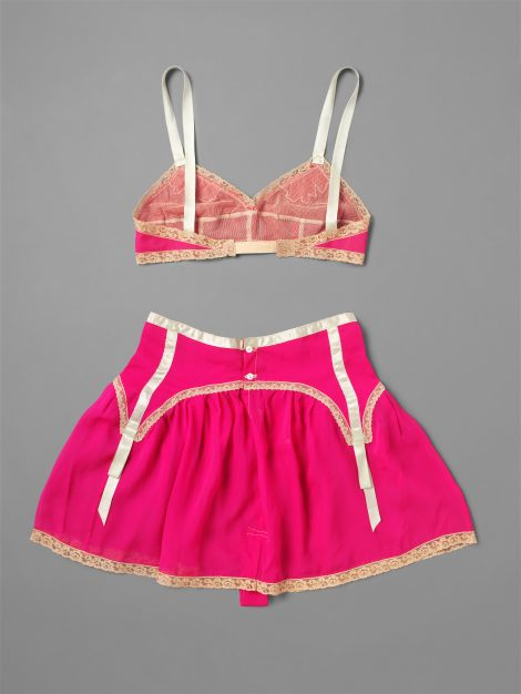 Bra and Knickers Set