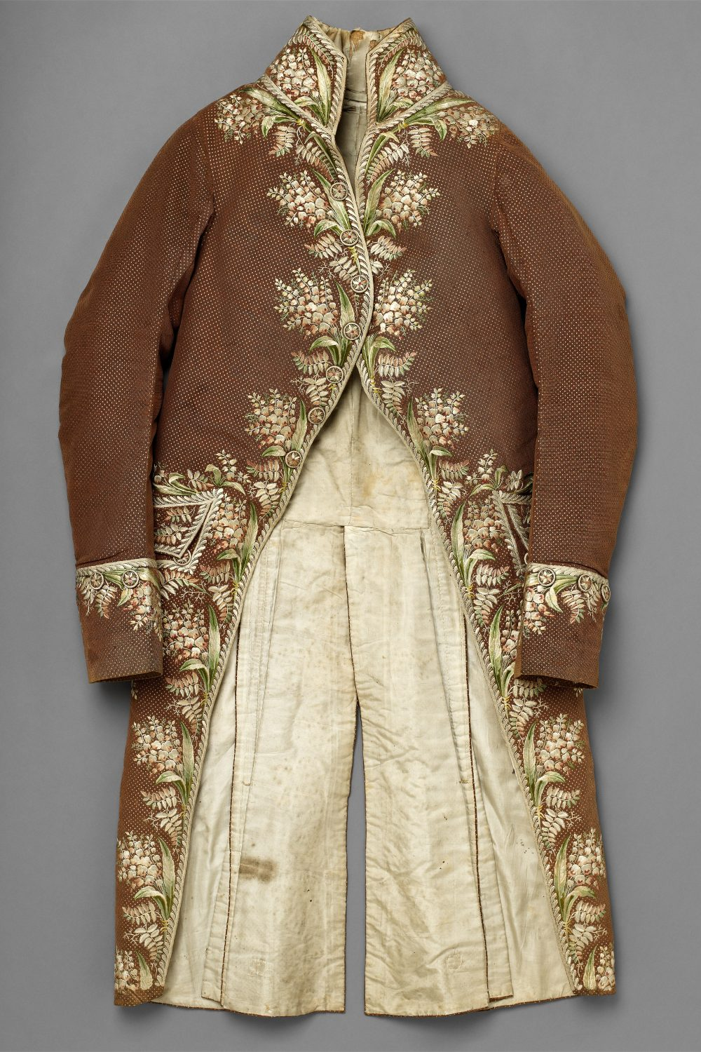 Court Dress Coat