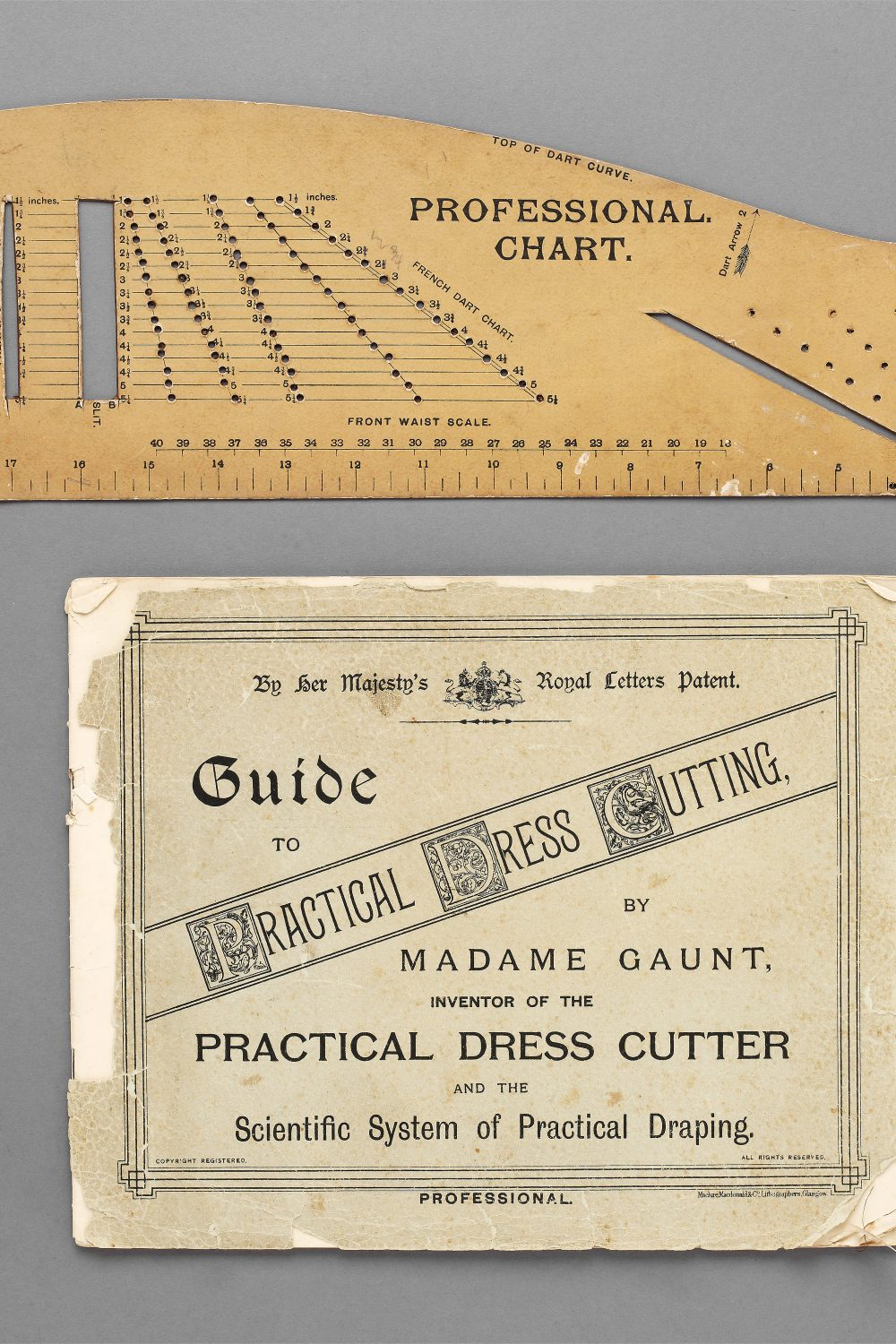 Guide to Practical Dress Cutting