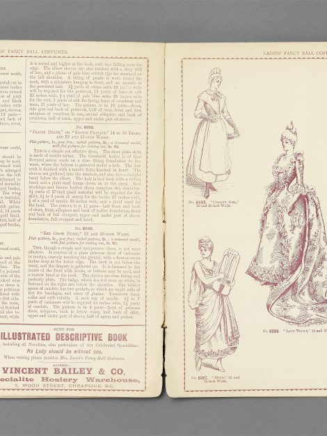 Fancy Ball Costumes Catalogue