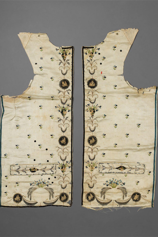 Waistcoat Front Panels