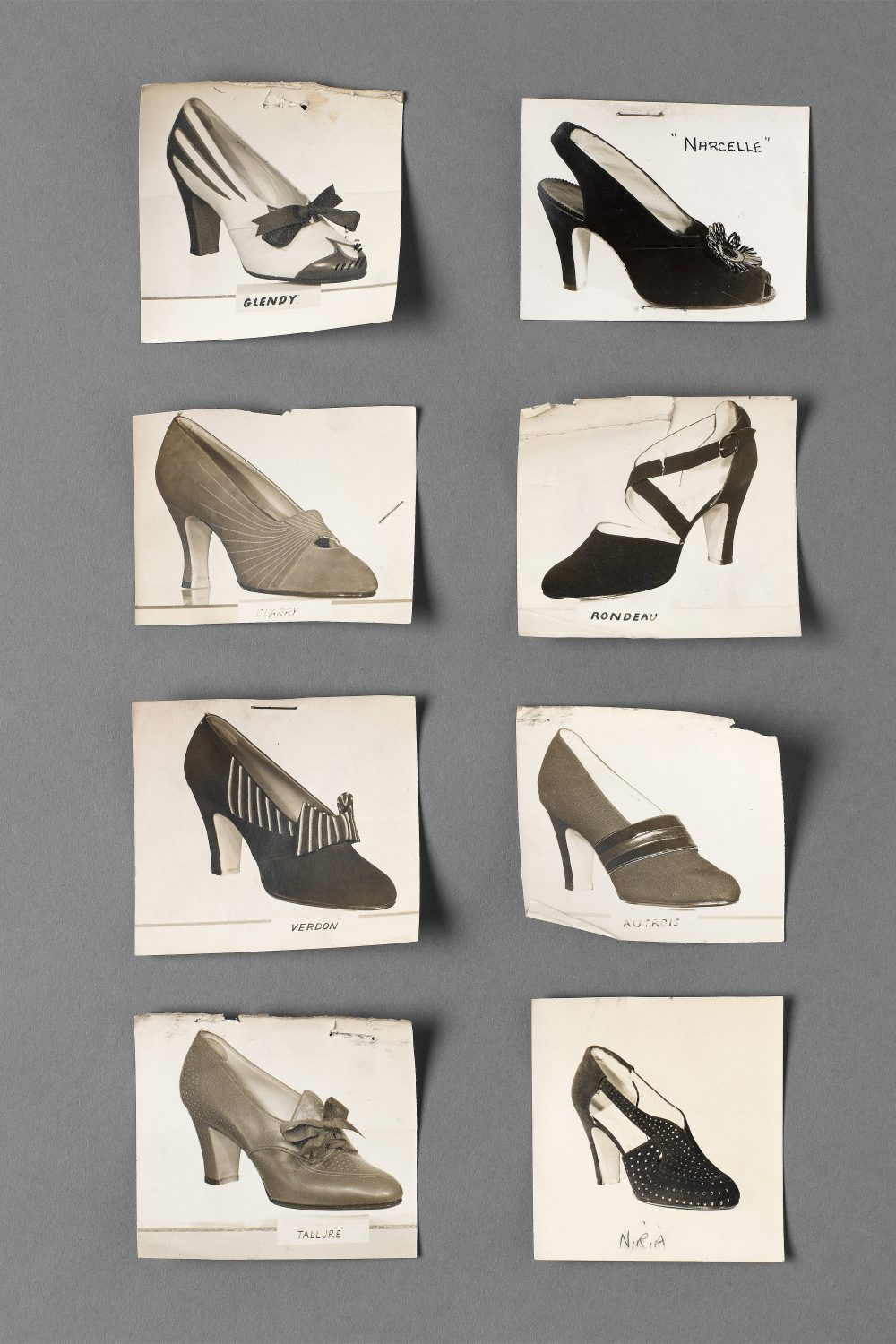 Photographs of Shoes by H.&M. Rayne