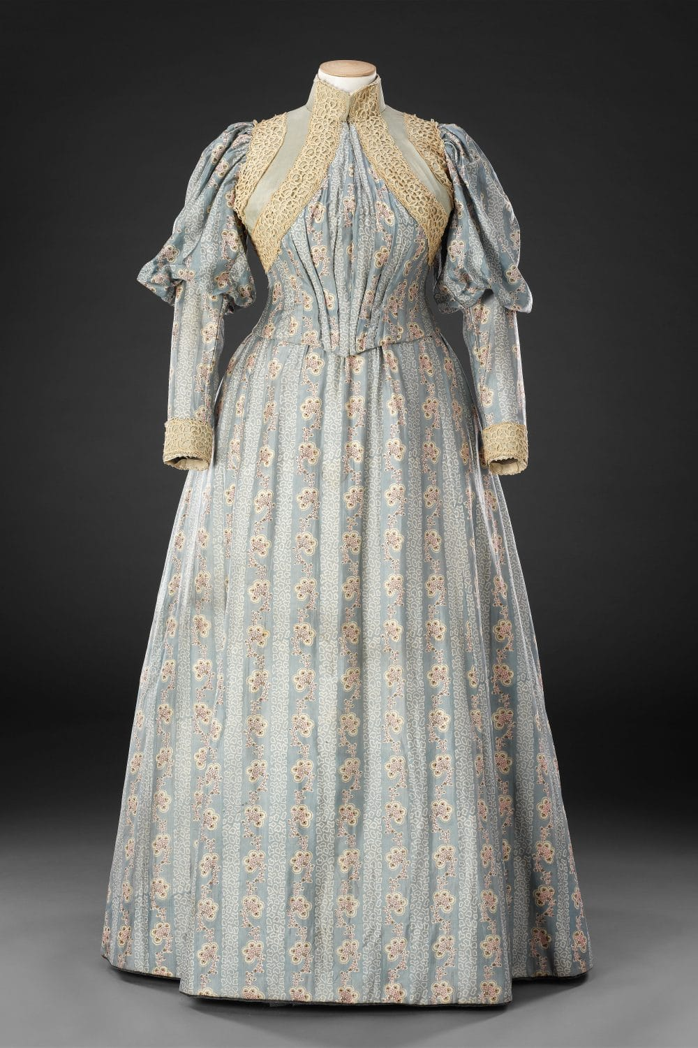 Dress with Two Bodices