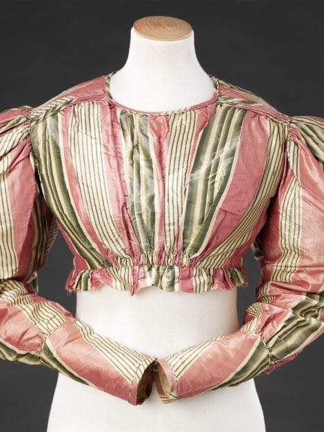 Bodice and Inner Sleeve Supports