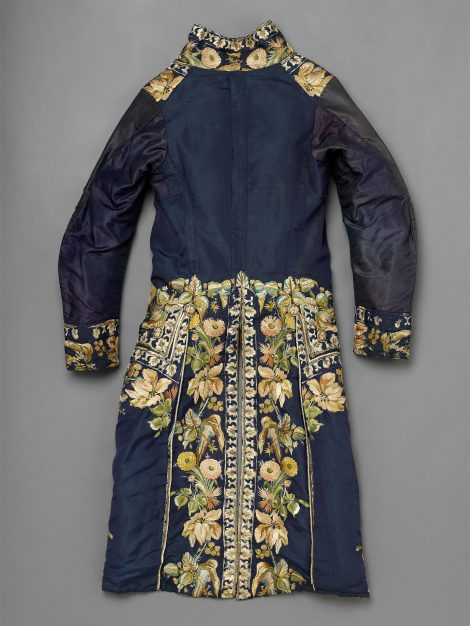 Court Dress Coat