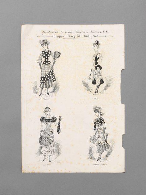 Designs for Fancy Dress