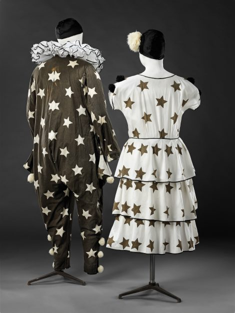 Pierrot and Pierrette Costumes