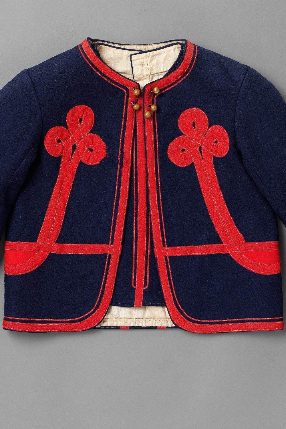Child's Jacket and Underbodice