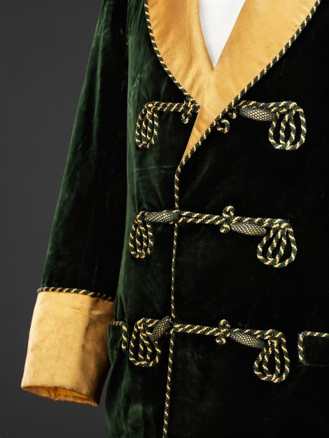 Smoking Jacket The John Bright Collection