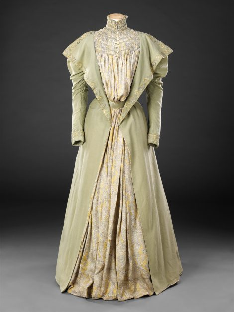 Tea Gown The John Bright Collection